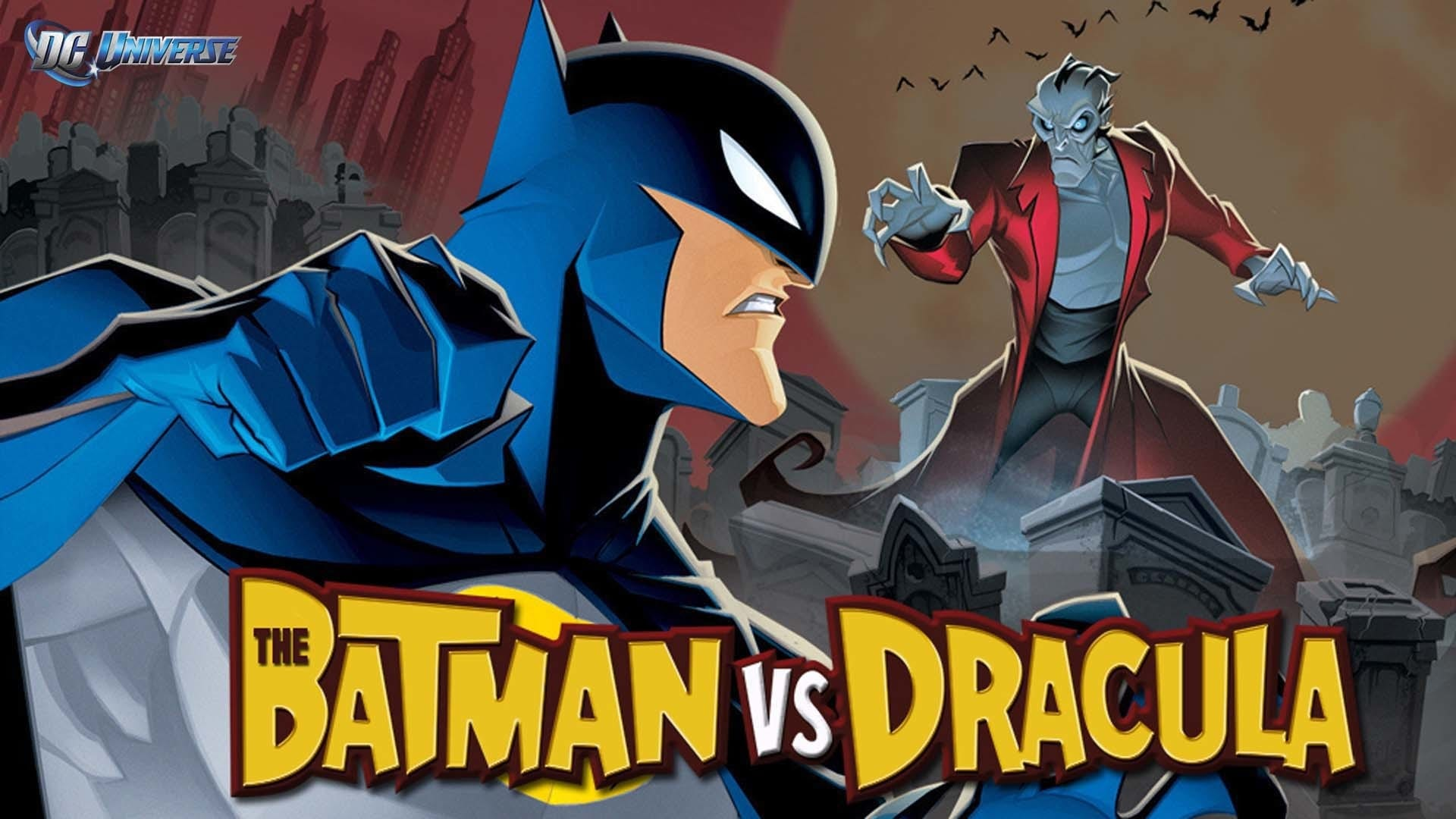 Batman Vs Dracula Stream