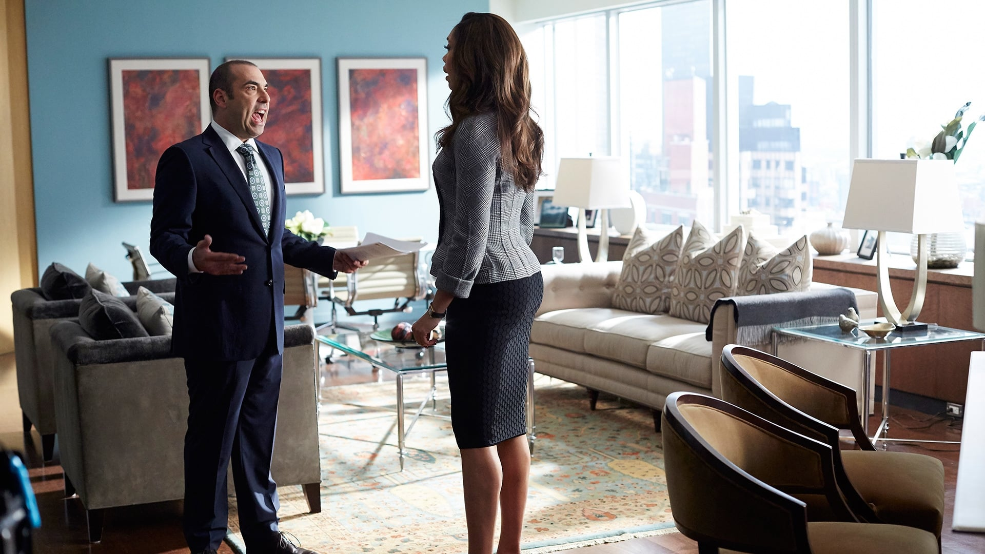 Suits Season 5 :Episode 5  Toe to Toe