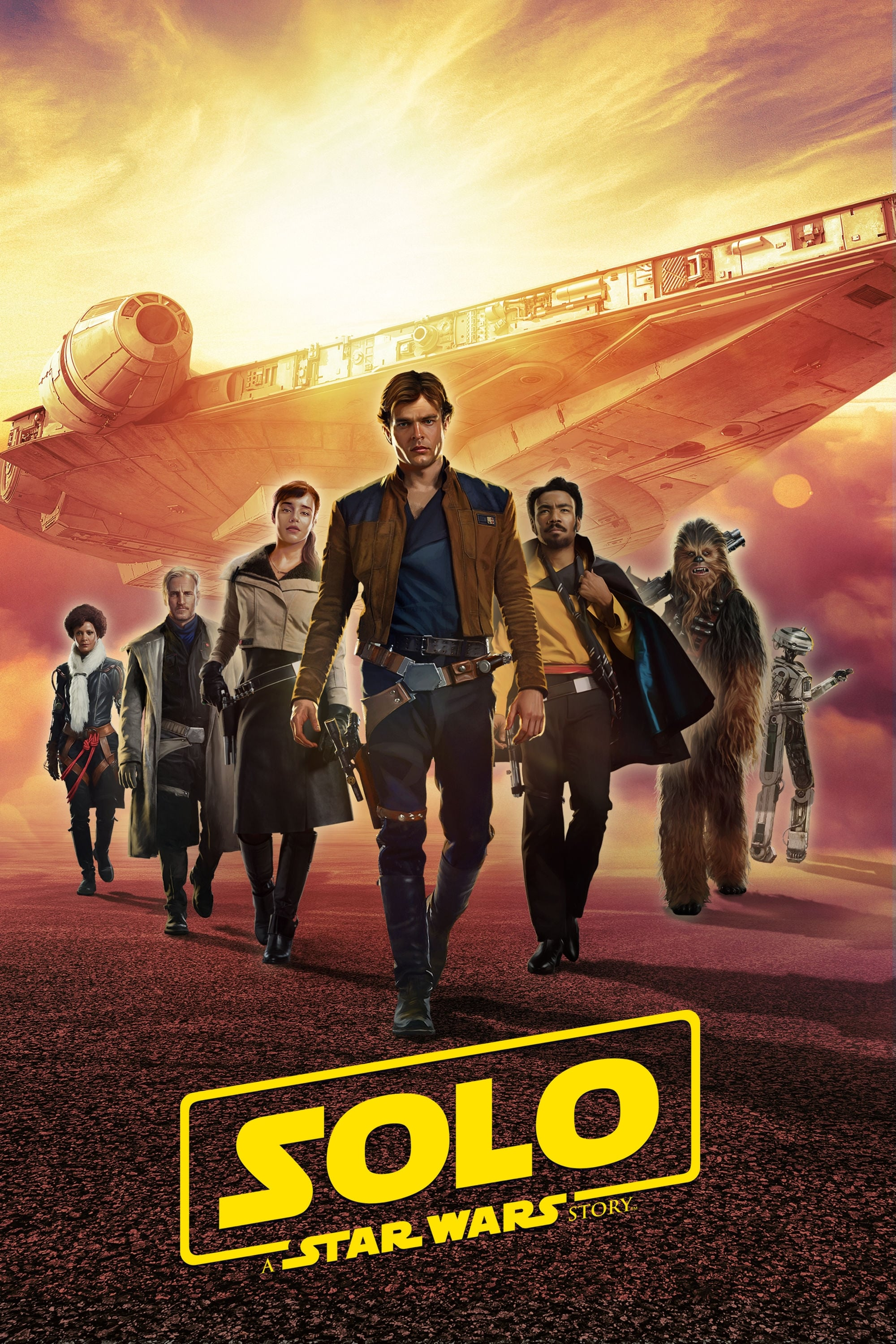 Solo: A Star Wars Story Stream Deutsch