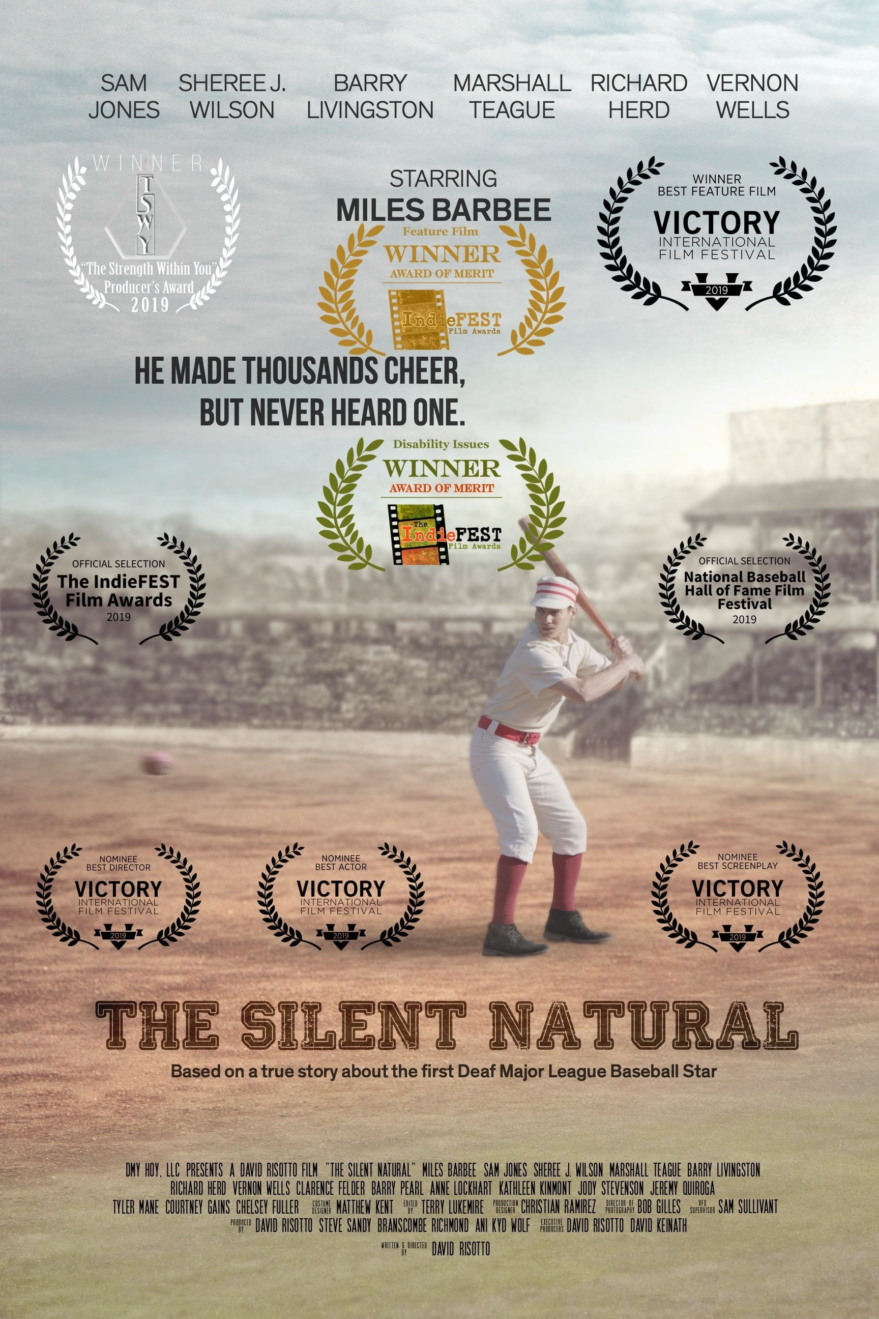 The Silent Natural Legendado