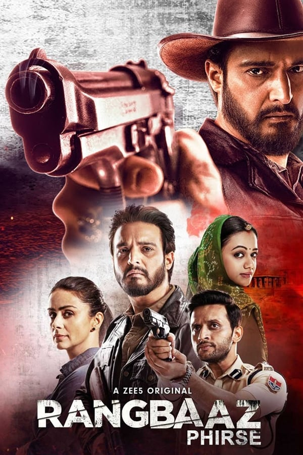 रंगबाज़ TV Shows About Angst