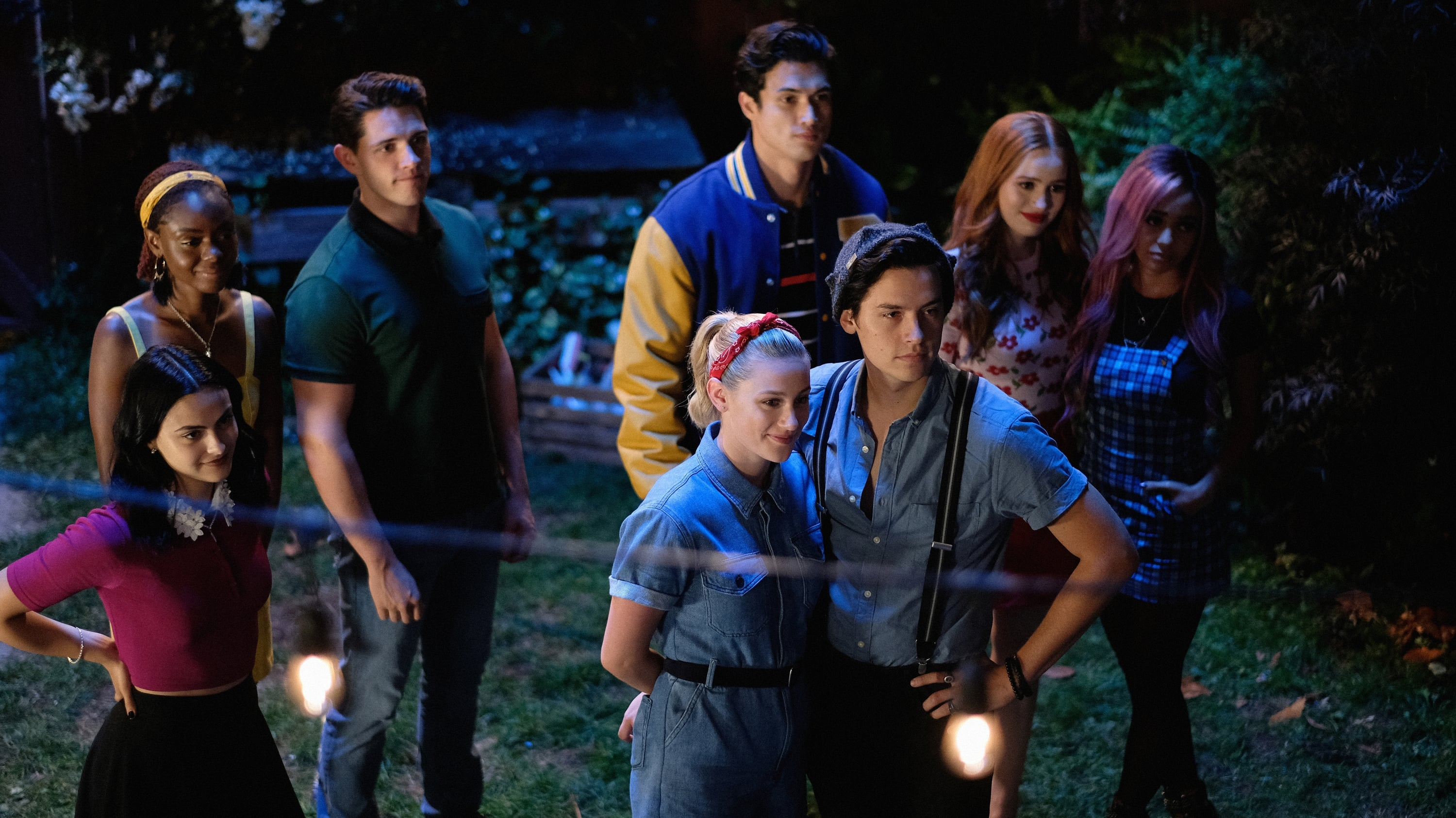 Riverdale Season 4 :Episode 1  Chapter Fifty-Eight: In Memoriam