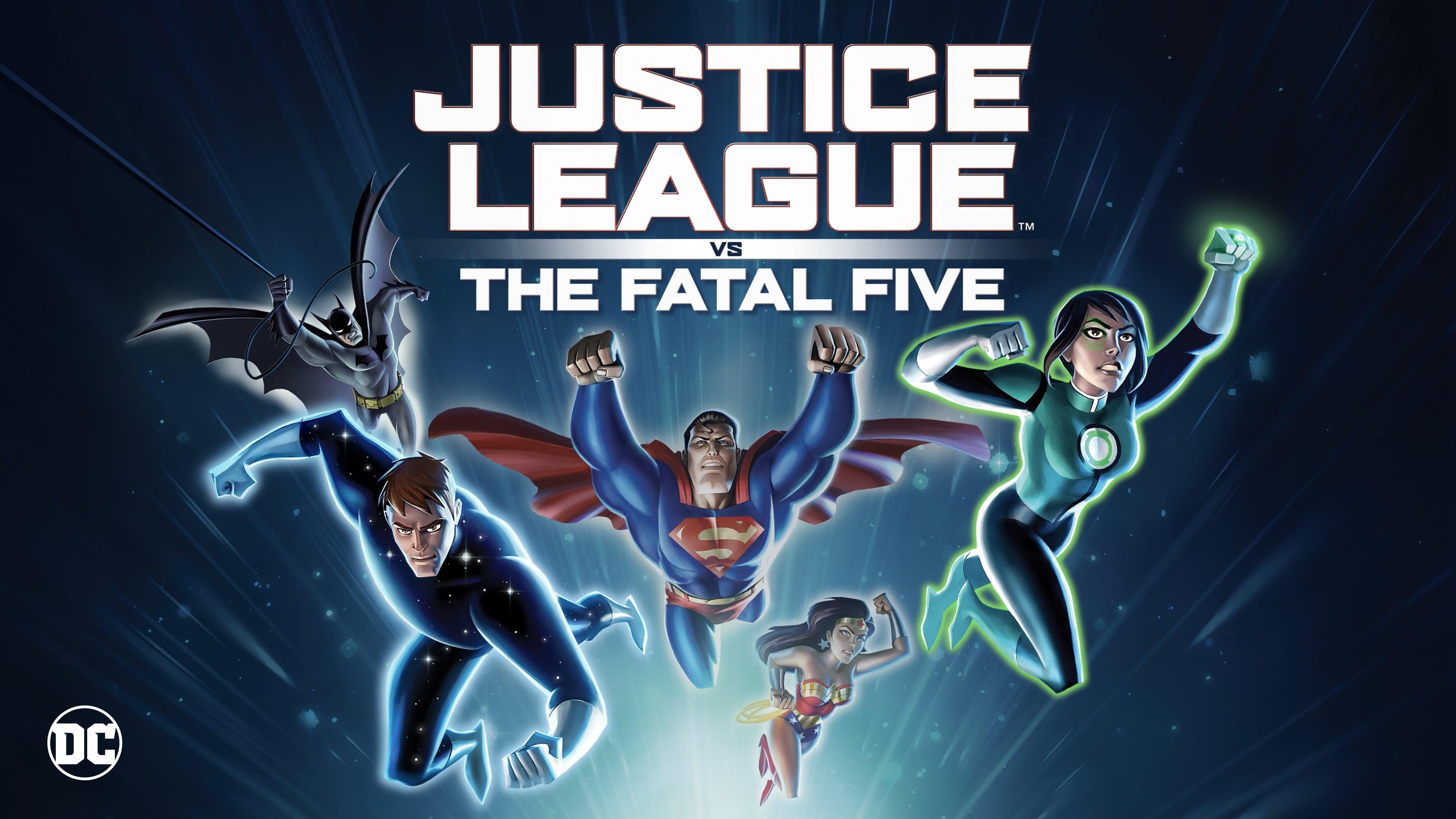 justice league vs the fatal five izle