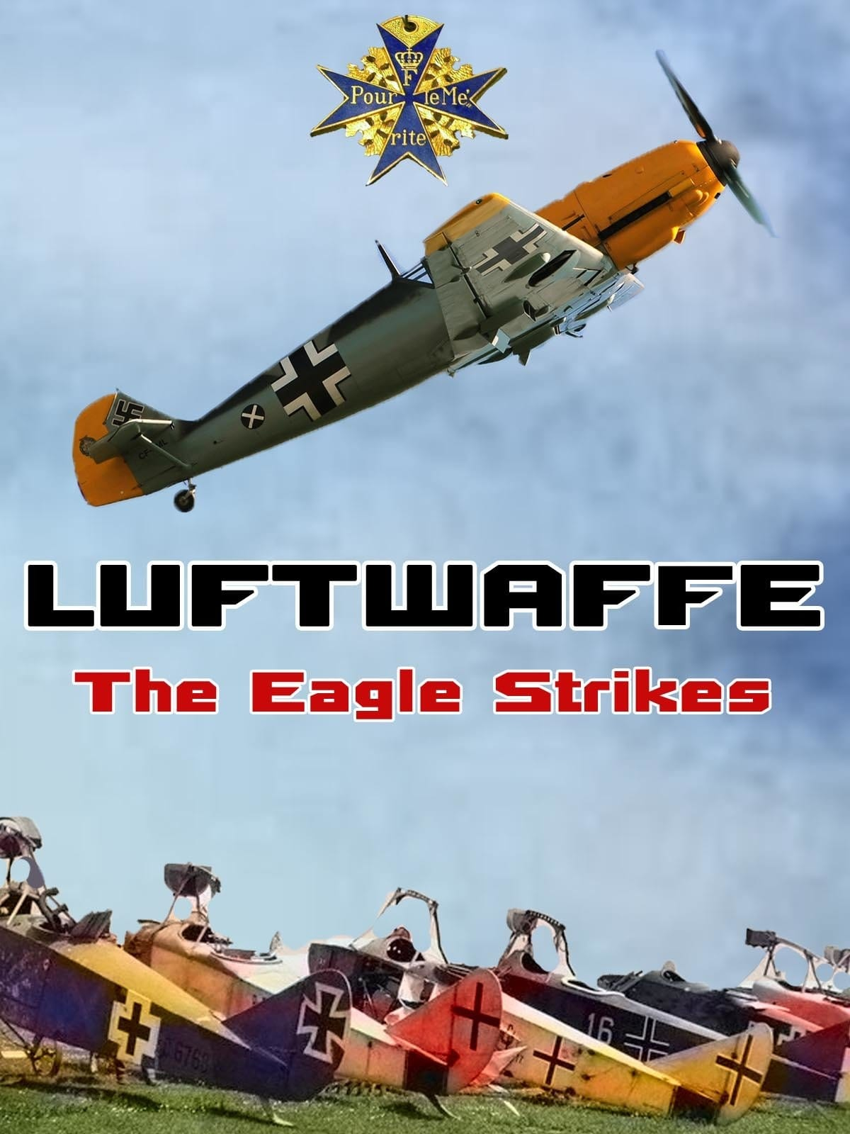 Luftwaffe: The Eagle Strikes on FREECABLE TV