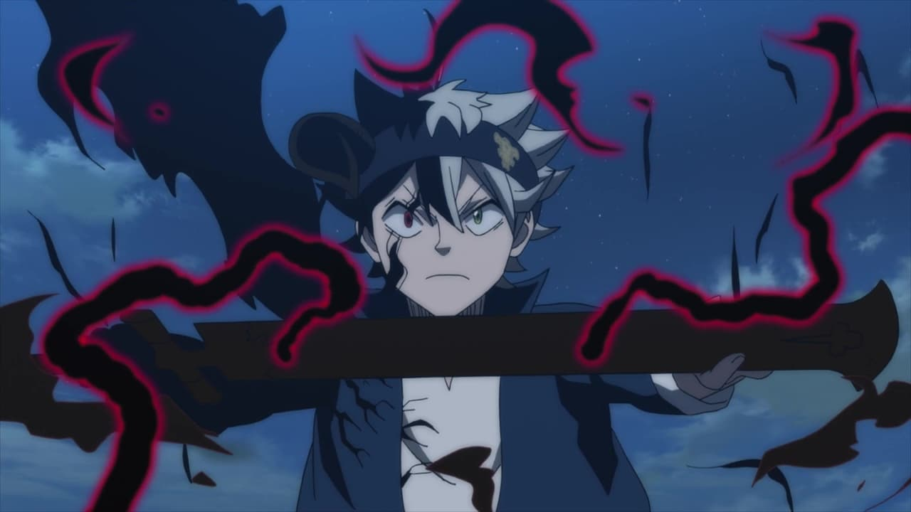 Black Clover Season 1 :Episode 104  Lightning of Rage vs. Friends