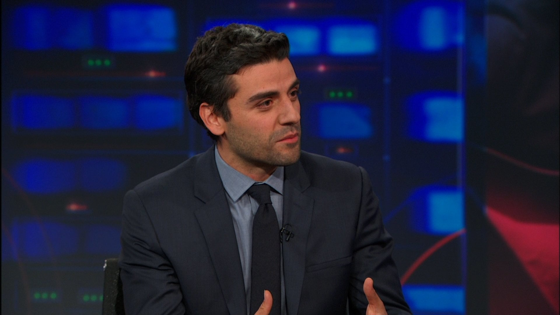 The Daily Show with Trevor Noah Season 19 :Episode 41  Oscar Isaac
