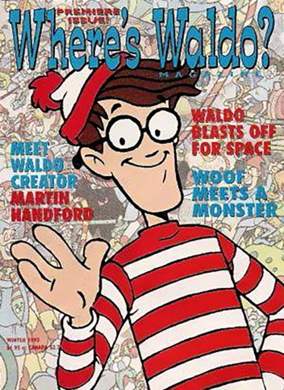 Where's Waldo?: The Animated Series (1991)