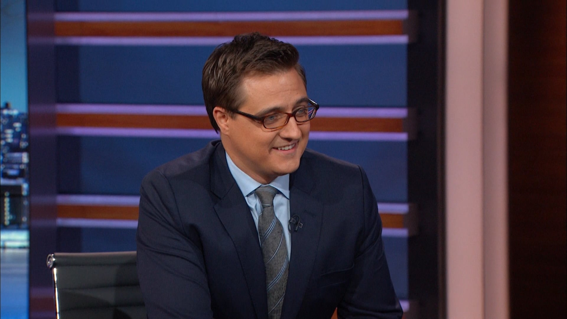 The Daily Show with Trevor Noah Season 21 :Episode 22  Chris Hayes
