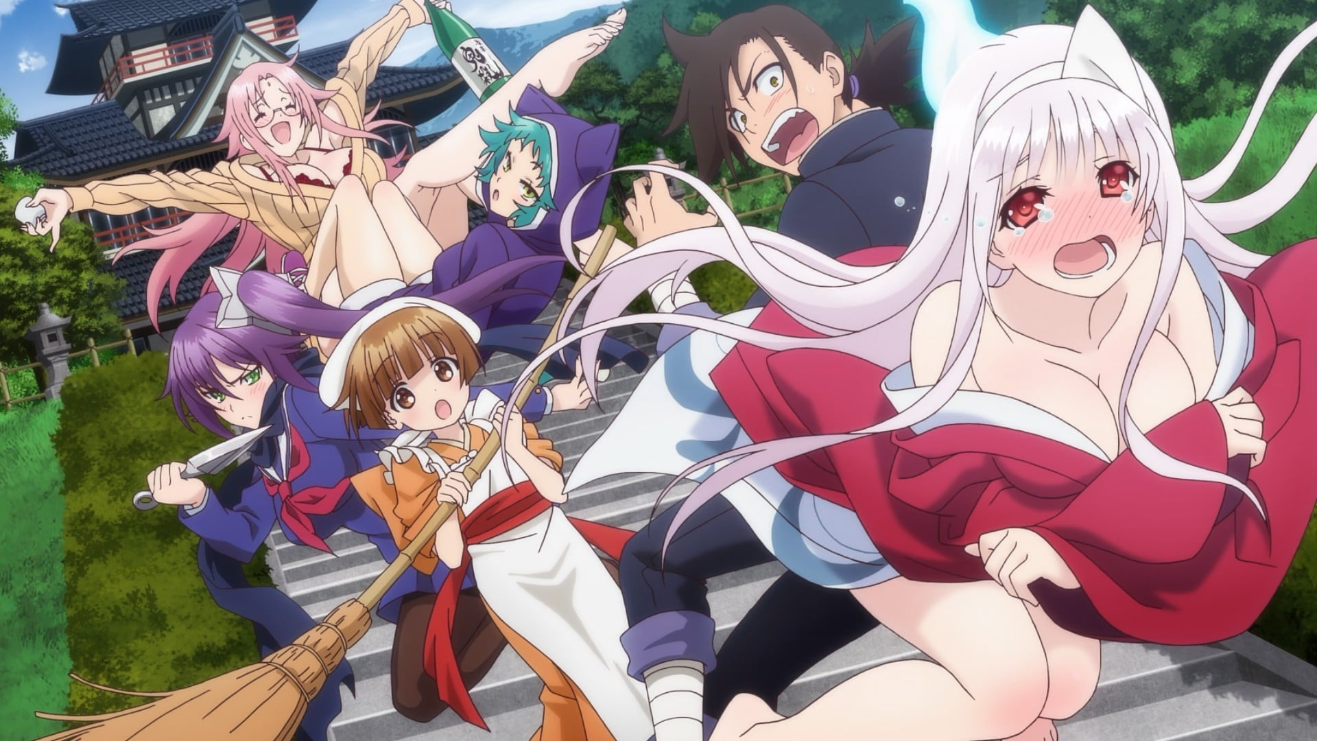 Yuuna and the haunted hot springs uncensored