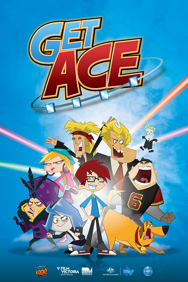 Get Ace TV Shows About Cartoon
