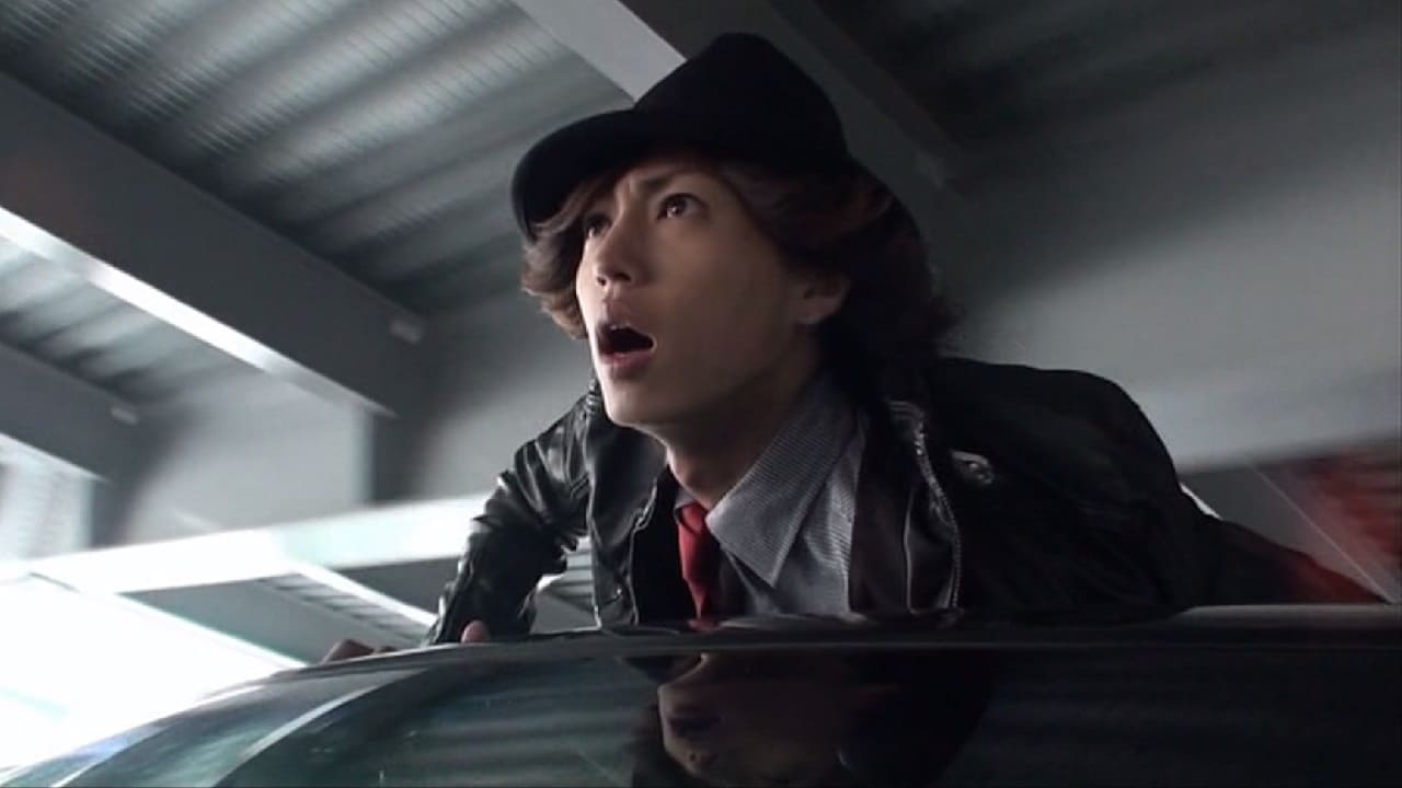 Kamen Rider Season 20 :Episode 11  V For Vendetta/Infected Vehicle