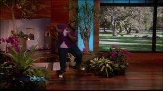 The Ellen DeGeneres Show Season 7 :Episode 38  Katie Couric