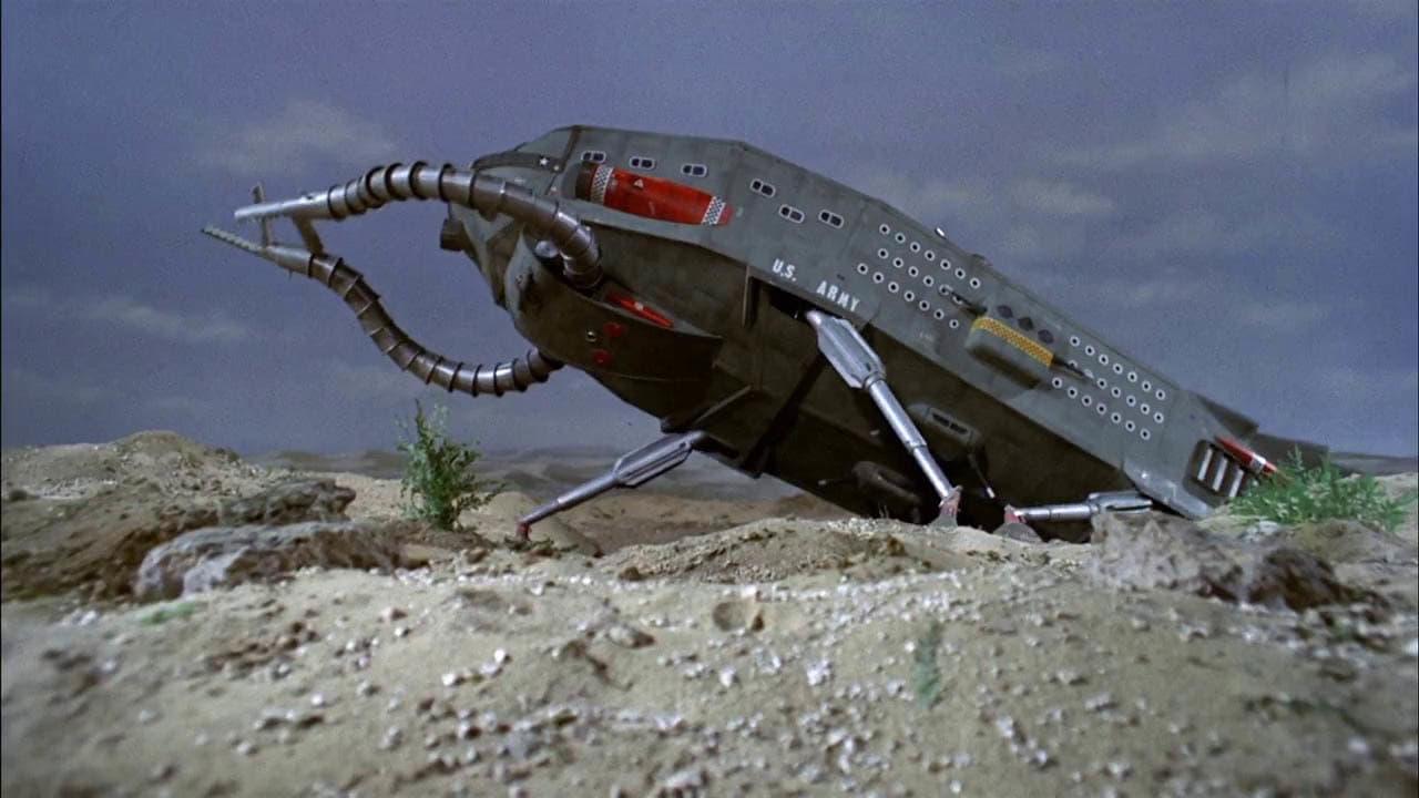 Thunderbirds Season 1 :Episode 2  Pit of Peril