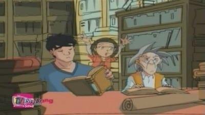 Jackie Chan Adventures Season 1 :Episode 6  Shell Game