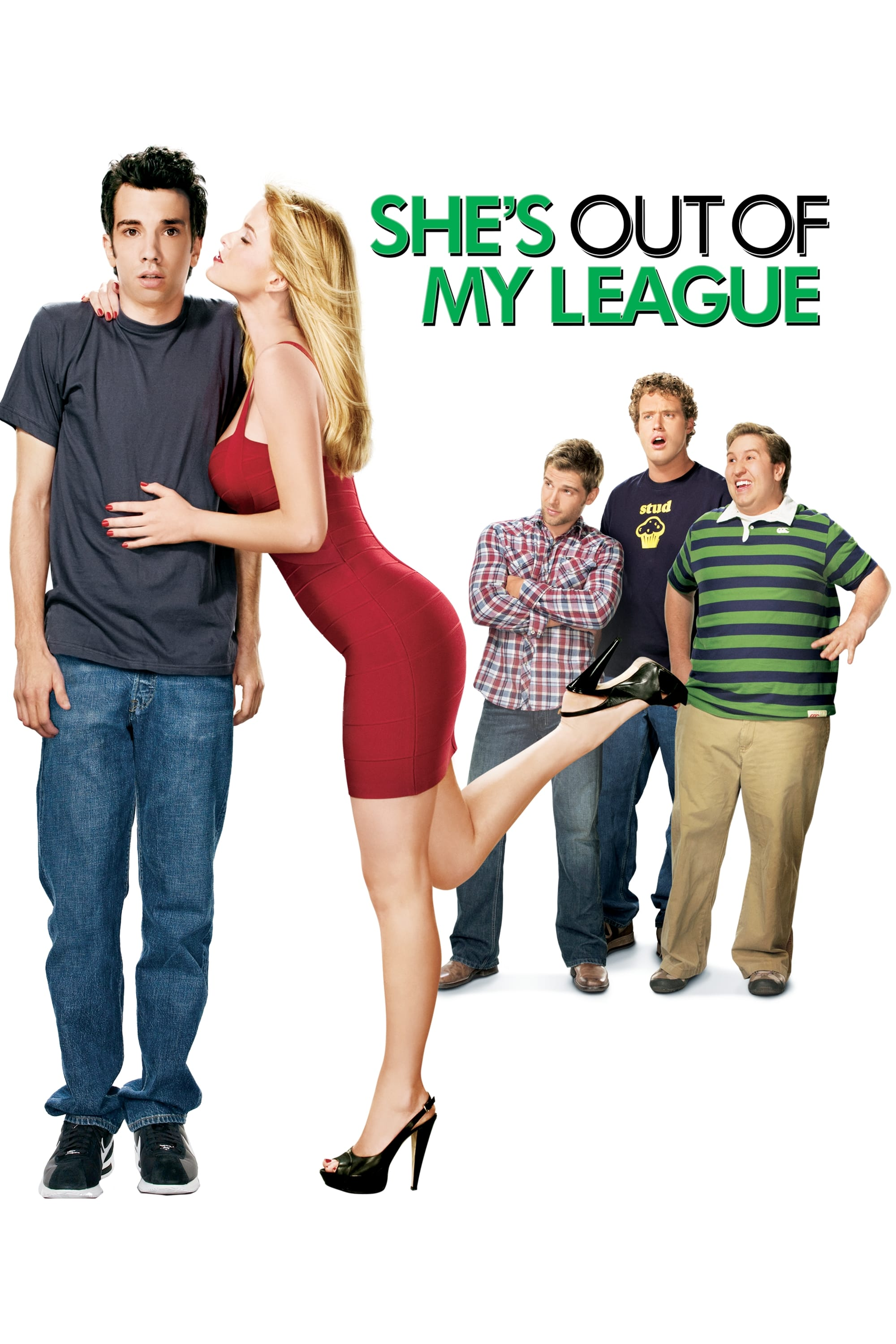 She S 19 And I M Almost 17 Do I Have A Chance Pics: She's Out Of My League (2010)