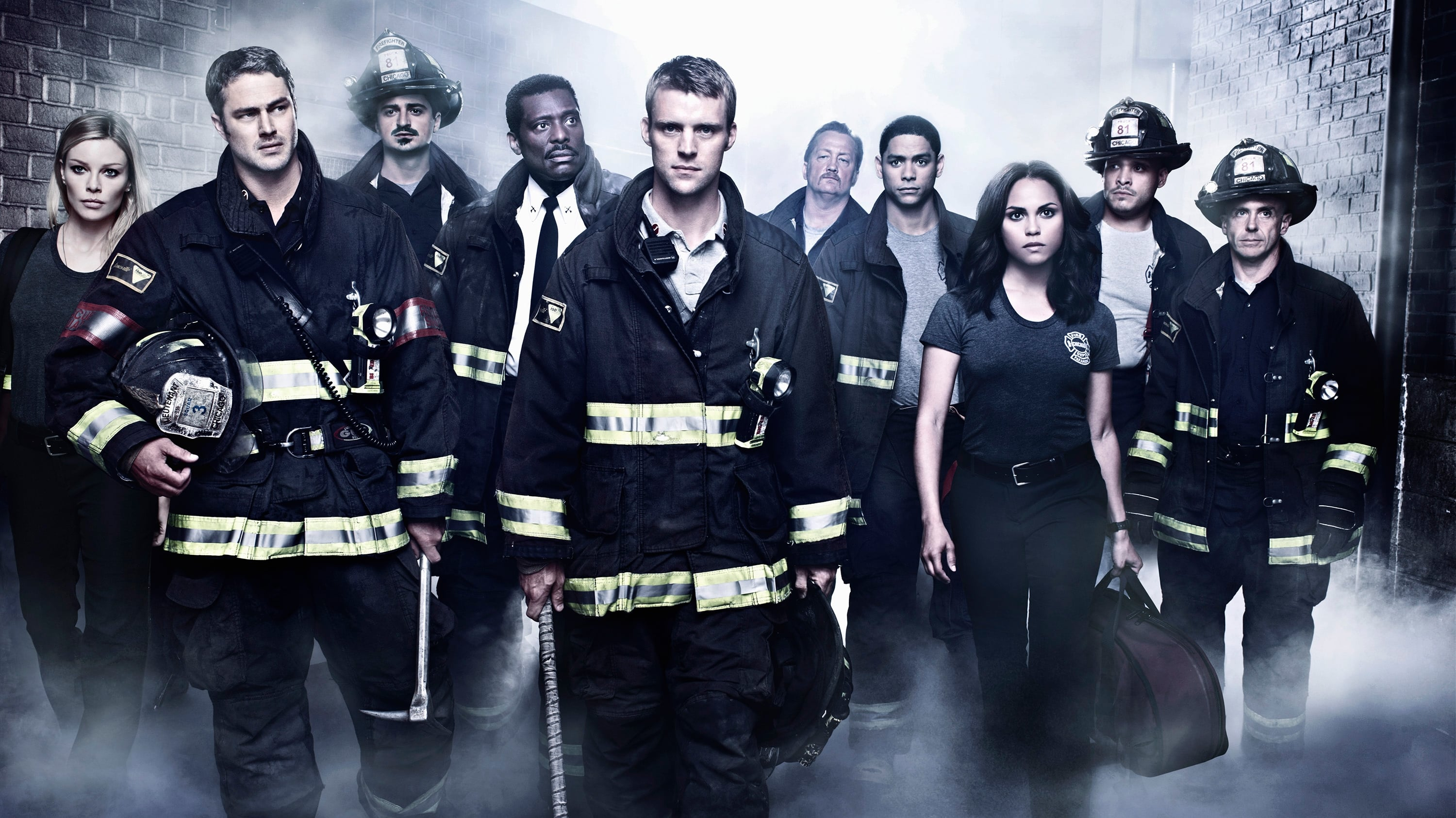 Chicago Fire - Season 8 Episode 16