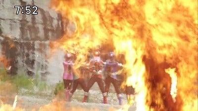 Super Sentai Season 35 :Episode 32  Make Our Powers One