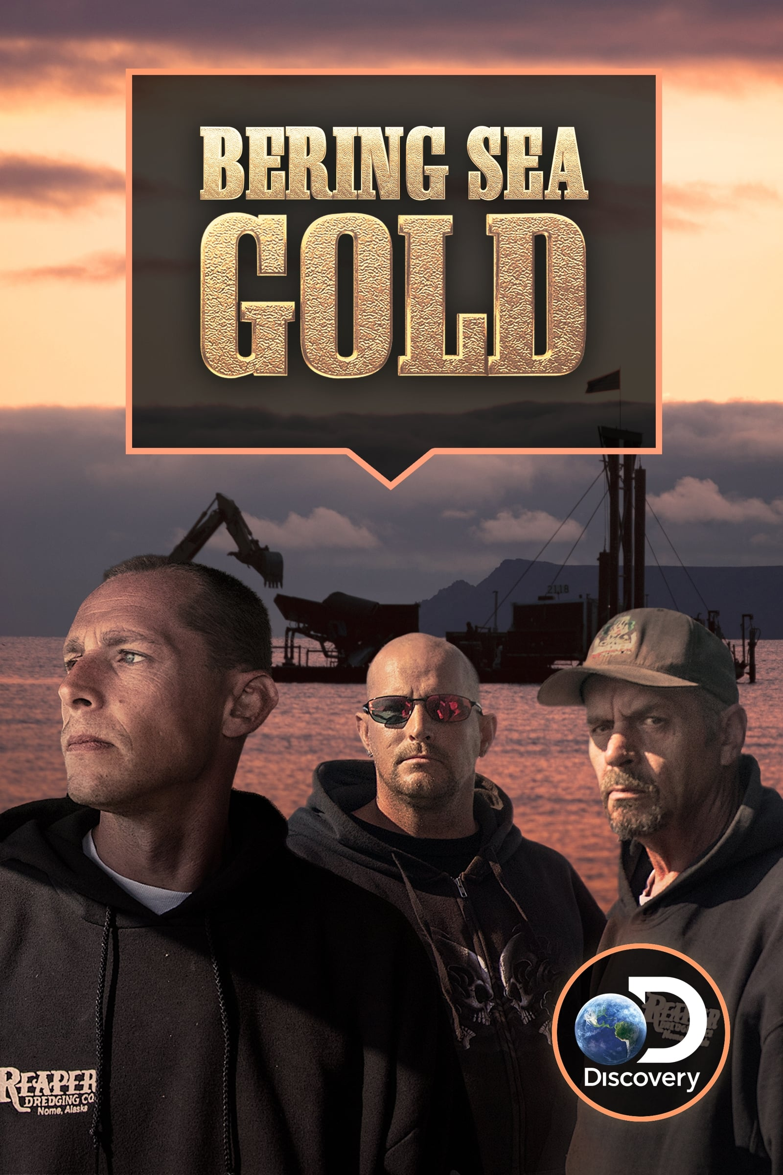 Bering Sea Gold (2012)