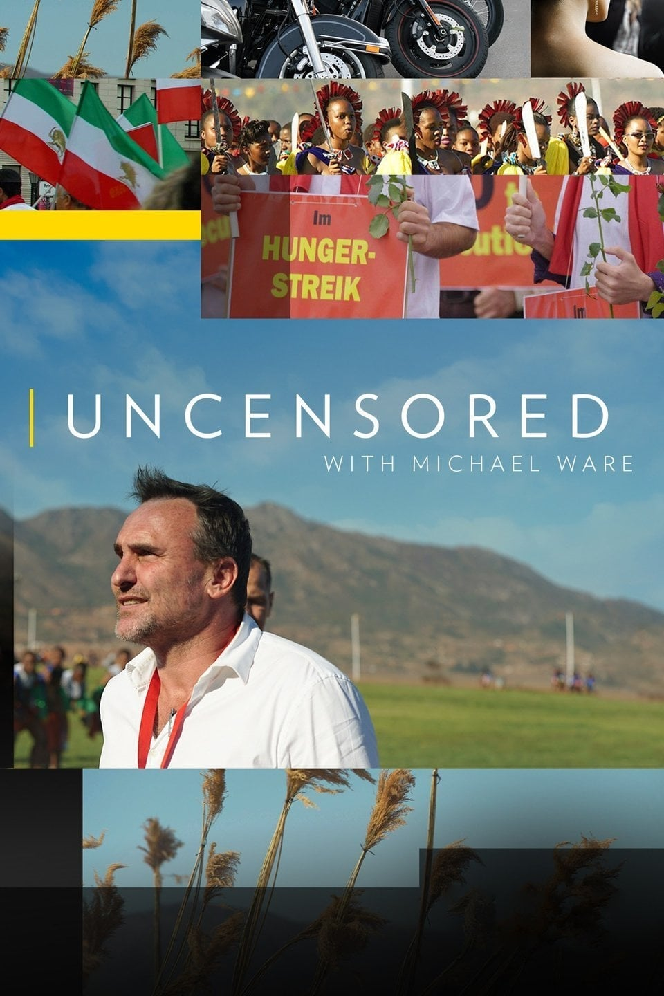 watch Uncensored with Michael Ware 2017 online free