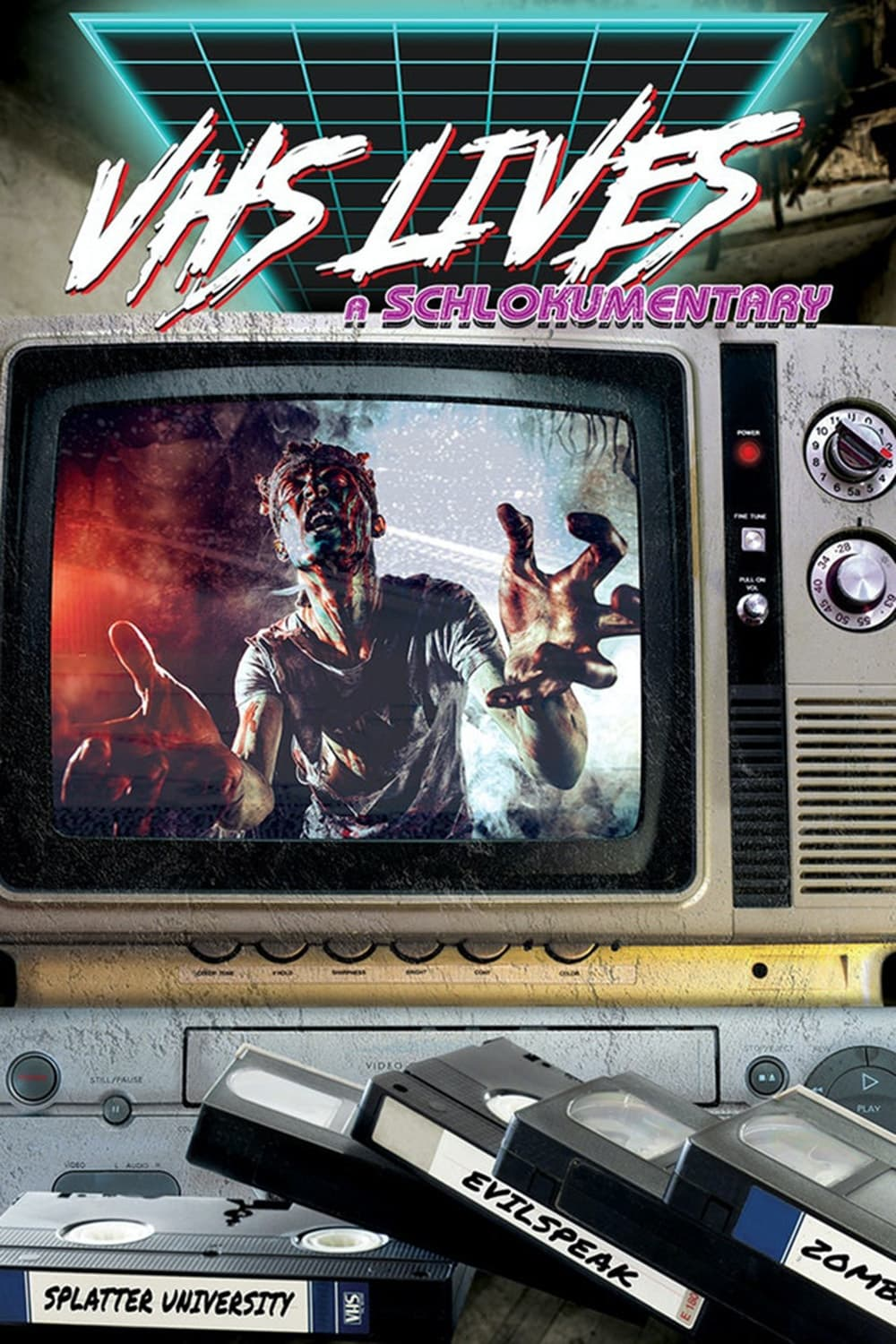 VHS Lives: A Schlockumentary on FREECABLE TV