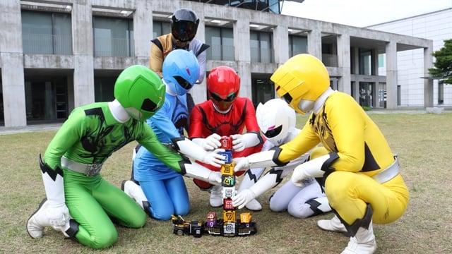 Super Sentai Season 40 :Episode 22  Awakening? Misunderstanding?