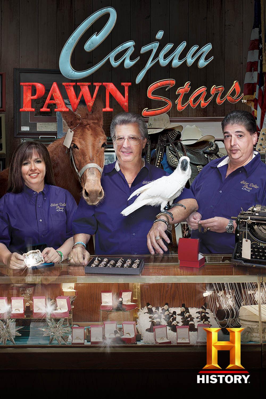 Cajun Pawn Stars on FREECABLE TV