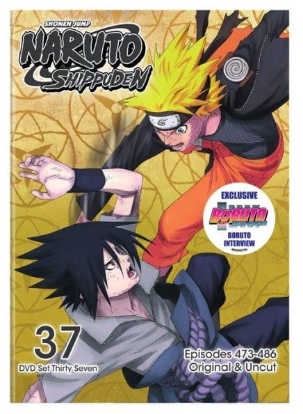 Naruto Shippūden Season 21