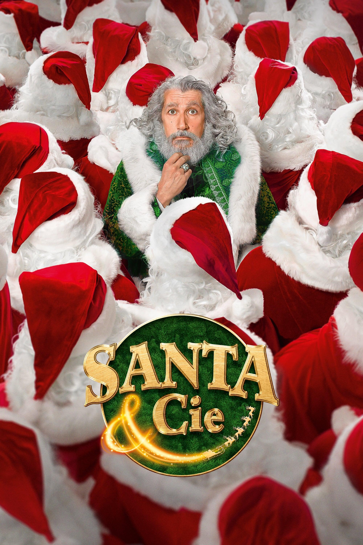 Póster Santa Claus & Cia