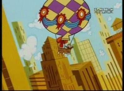 The Powerpuff Girls Season 3 :Episode 16  Hot Air Buffoon