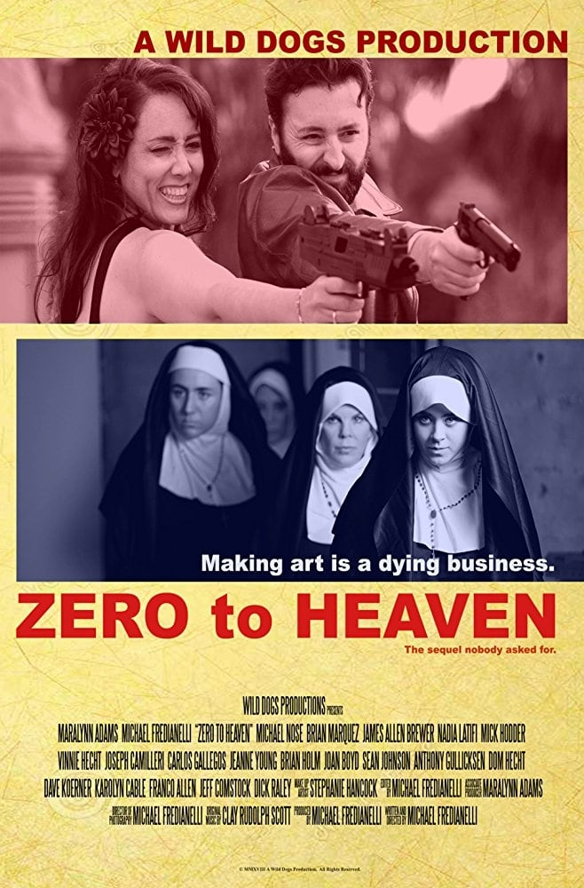 Ver Zero to Heaven Online HD Español (2018)