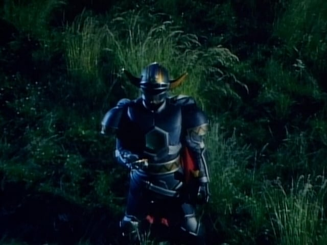 Super Sentai Season 22 :Episode 19  The Vengeful Knight