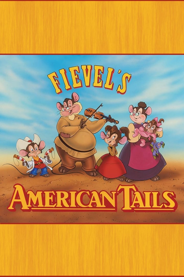Fievel's American Tails TV Shows About Wild West