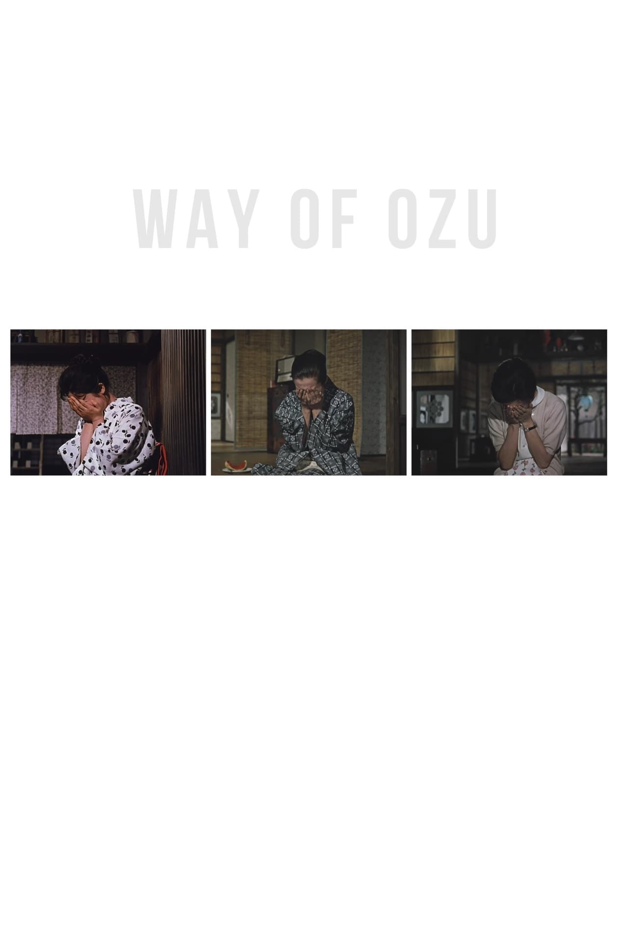 Ver Way of Ozu Online HD Español ()