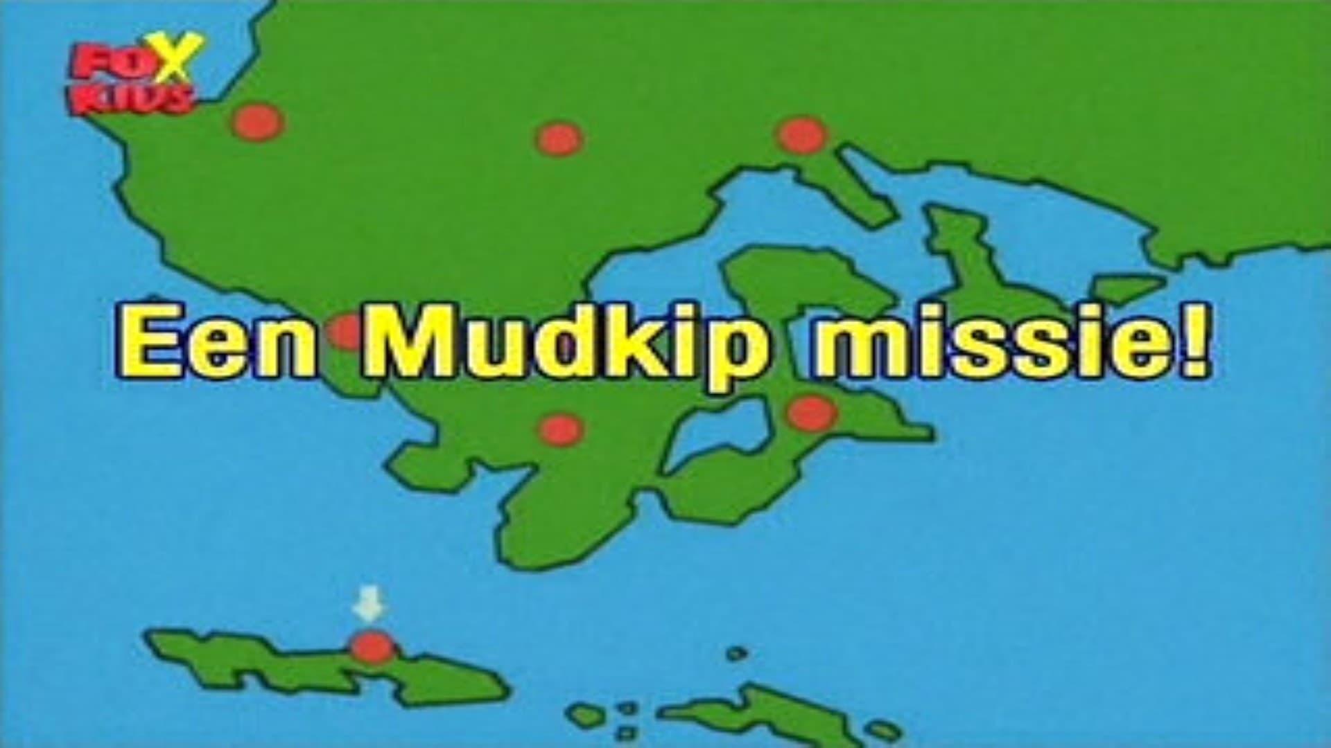 Pokémon Season 6 :Episode 25  A Mudkip Mission