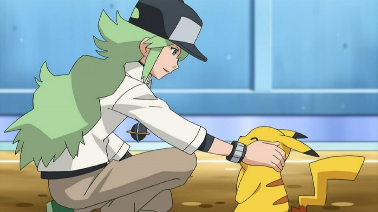 Pokémon Season 16 :Episode 13  The Name's N!