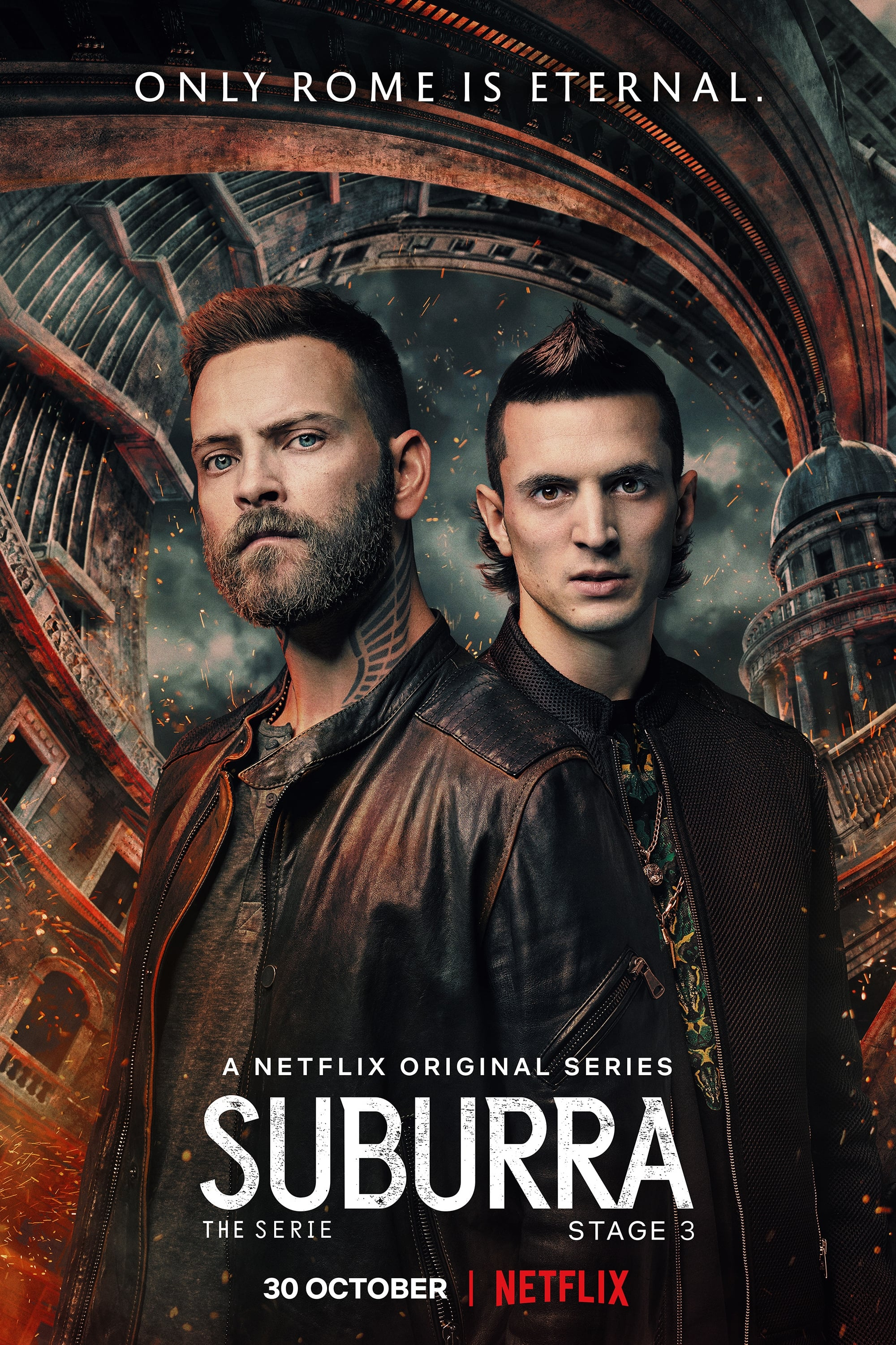 Suburra: Blood on Rome Season 3