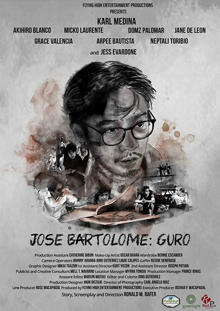 watch Jose Bartolome Guro 2017 Stream online free