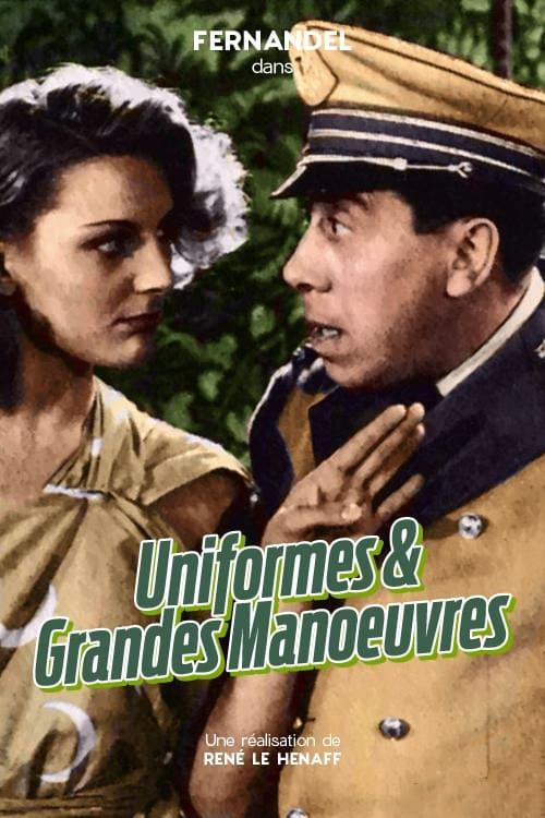 Uniformes et grandes manœuvres (1950)