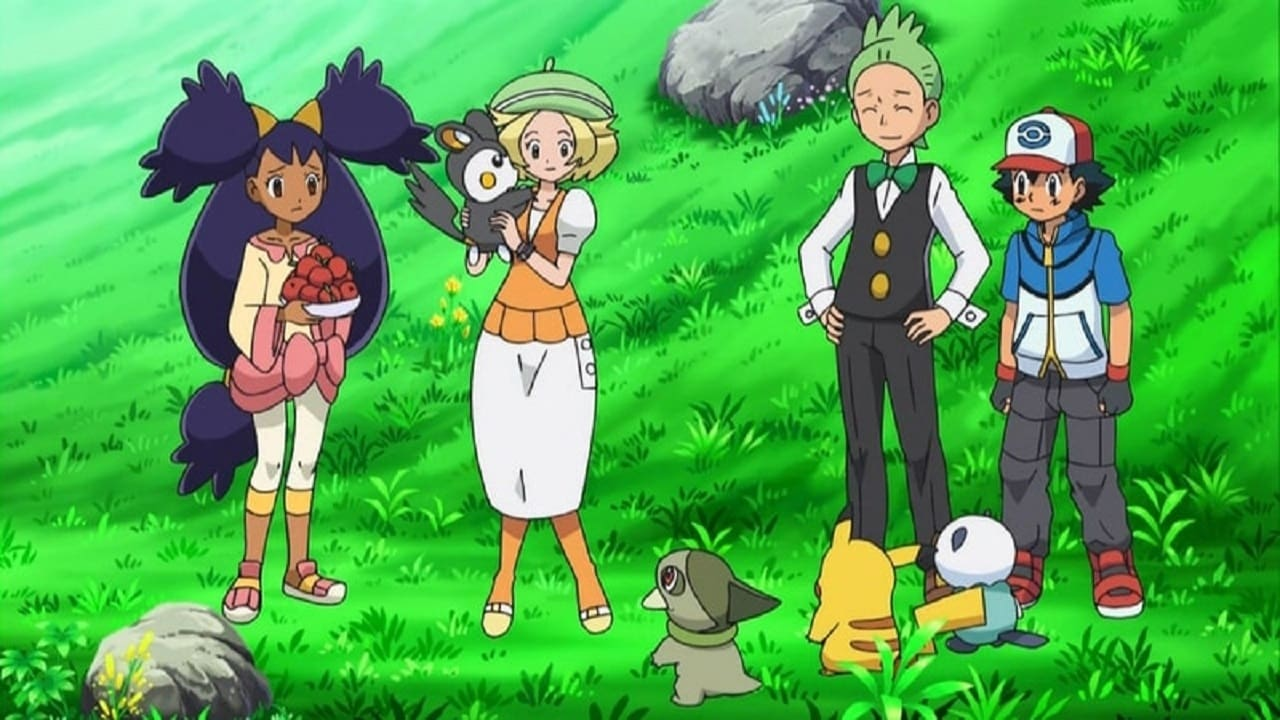 Pokémon Season 14 :Episode 24  Emolga the Irresistible!