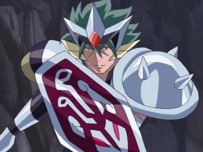 Saint Seiya Omega – Episodio 19