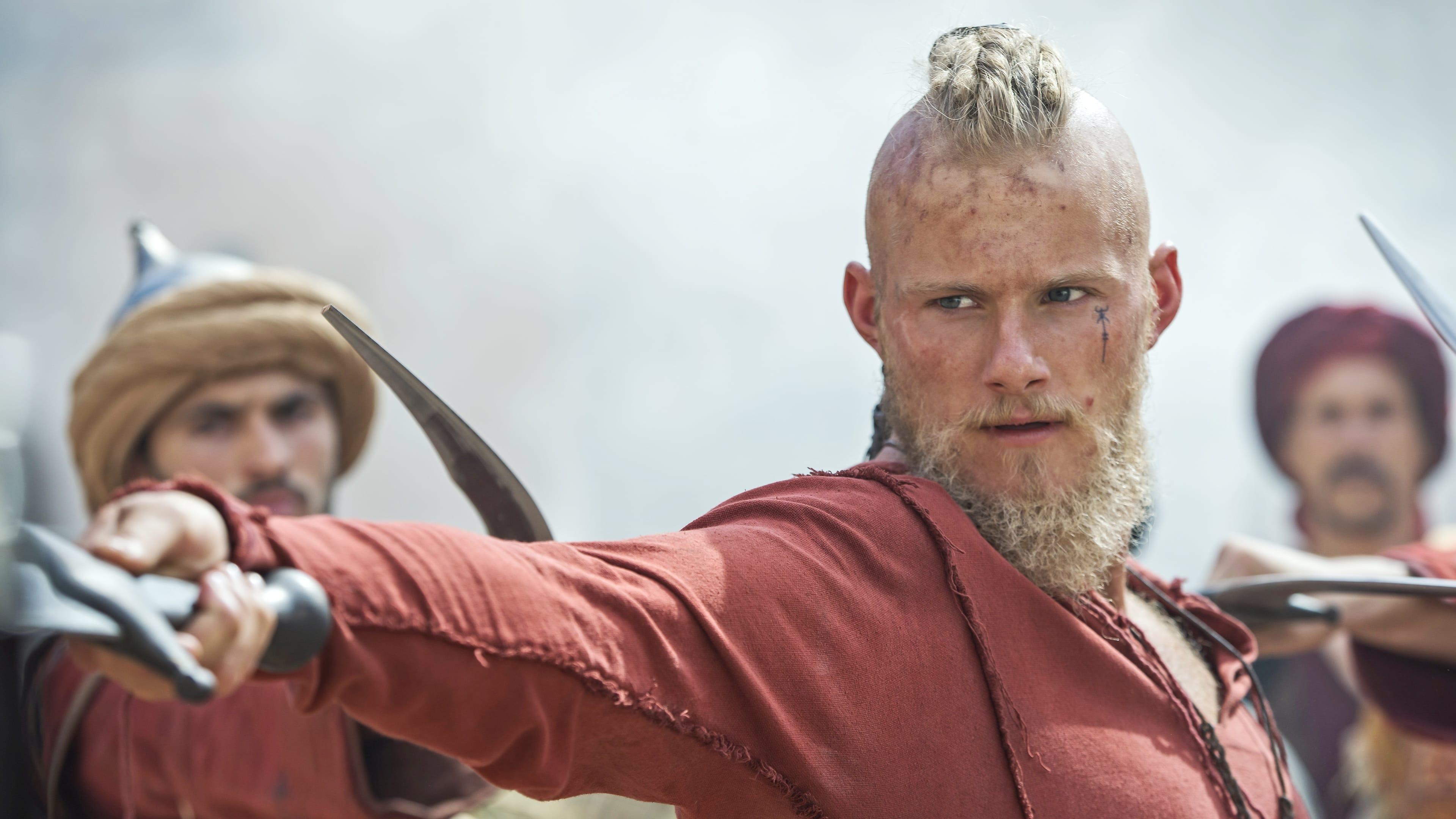 Vikingos Season 5 :Episode 4  El plan