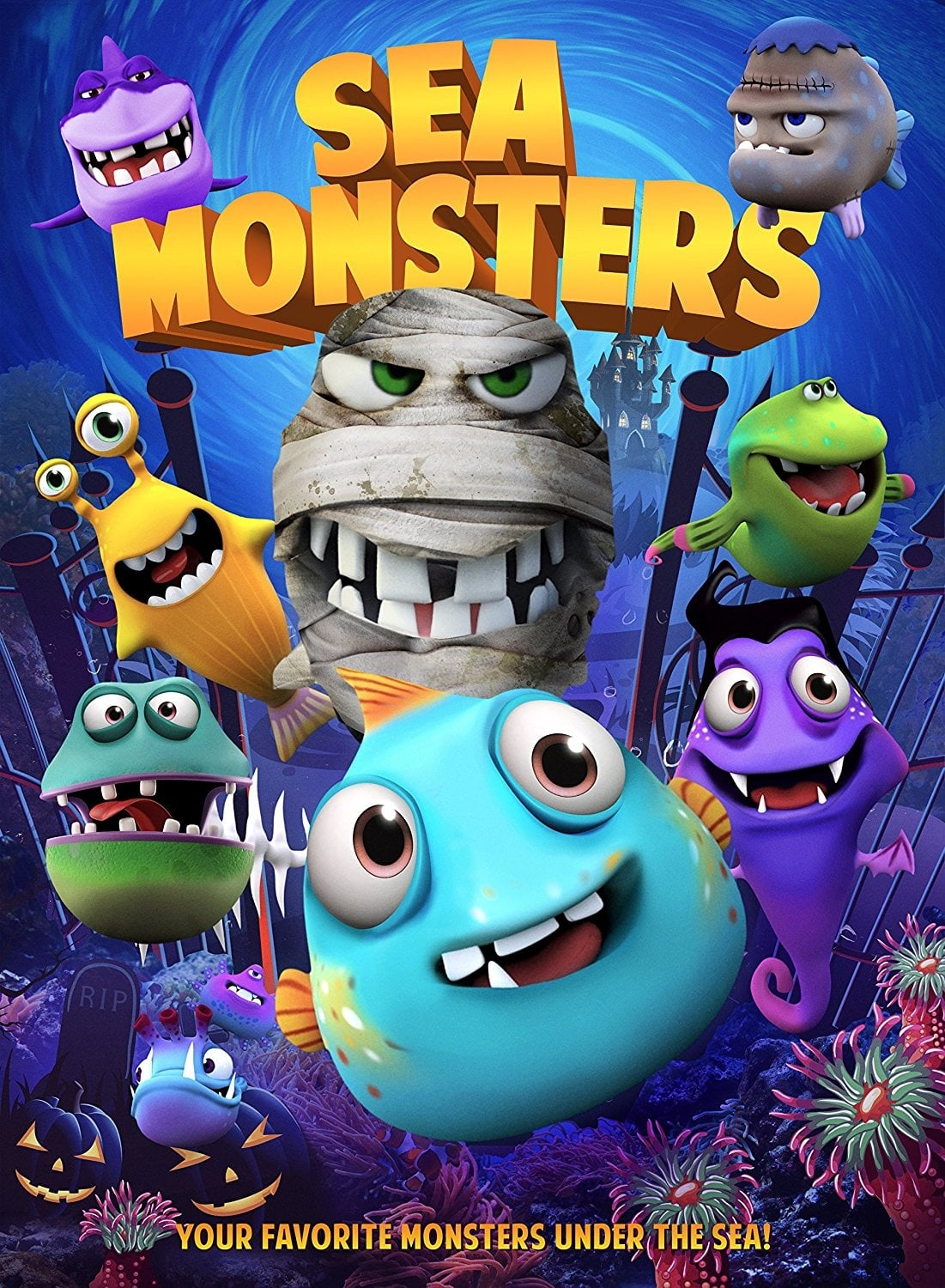 watch Sea Monsters 2017 Stream online free
