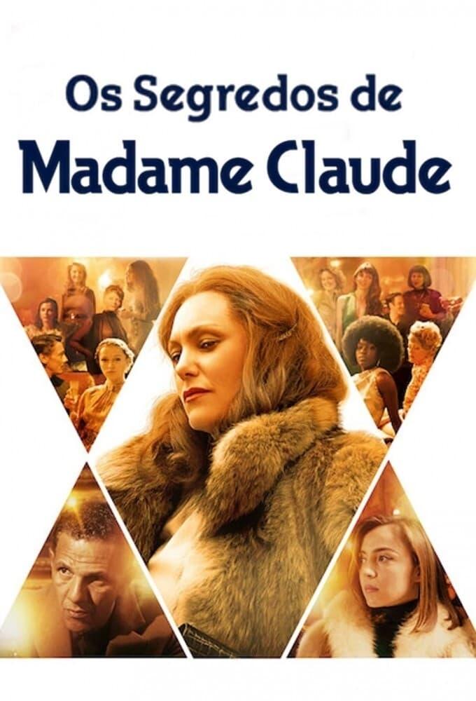 Os Segredos de Madame Claude Dublado
