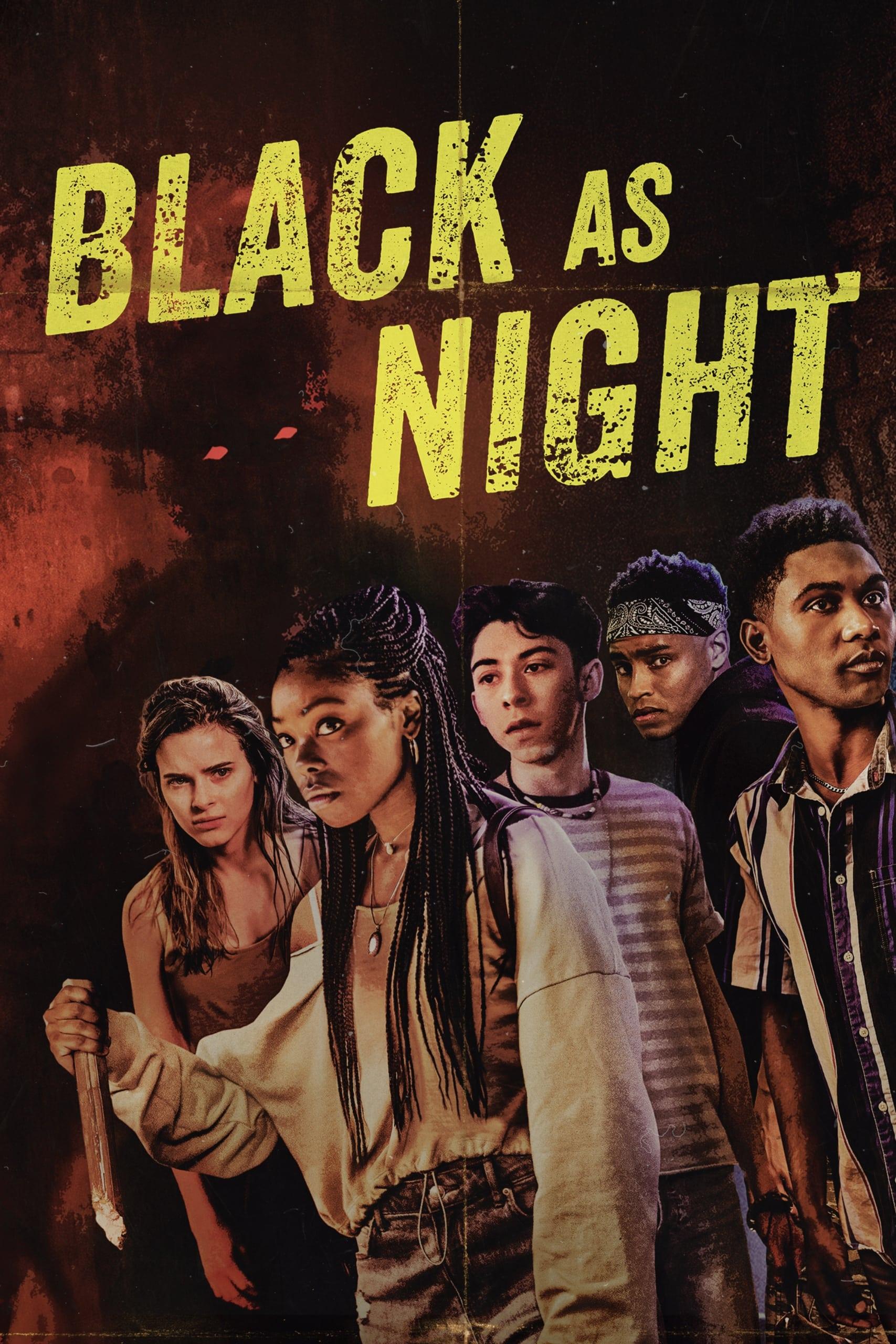 Black as Night 2021 FULLHD Movie