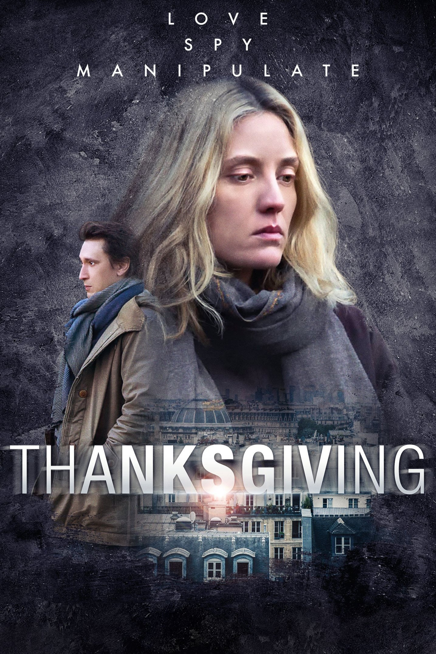 Thanksgiving TV Shows About Spy
