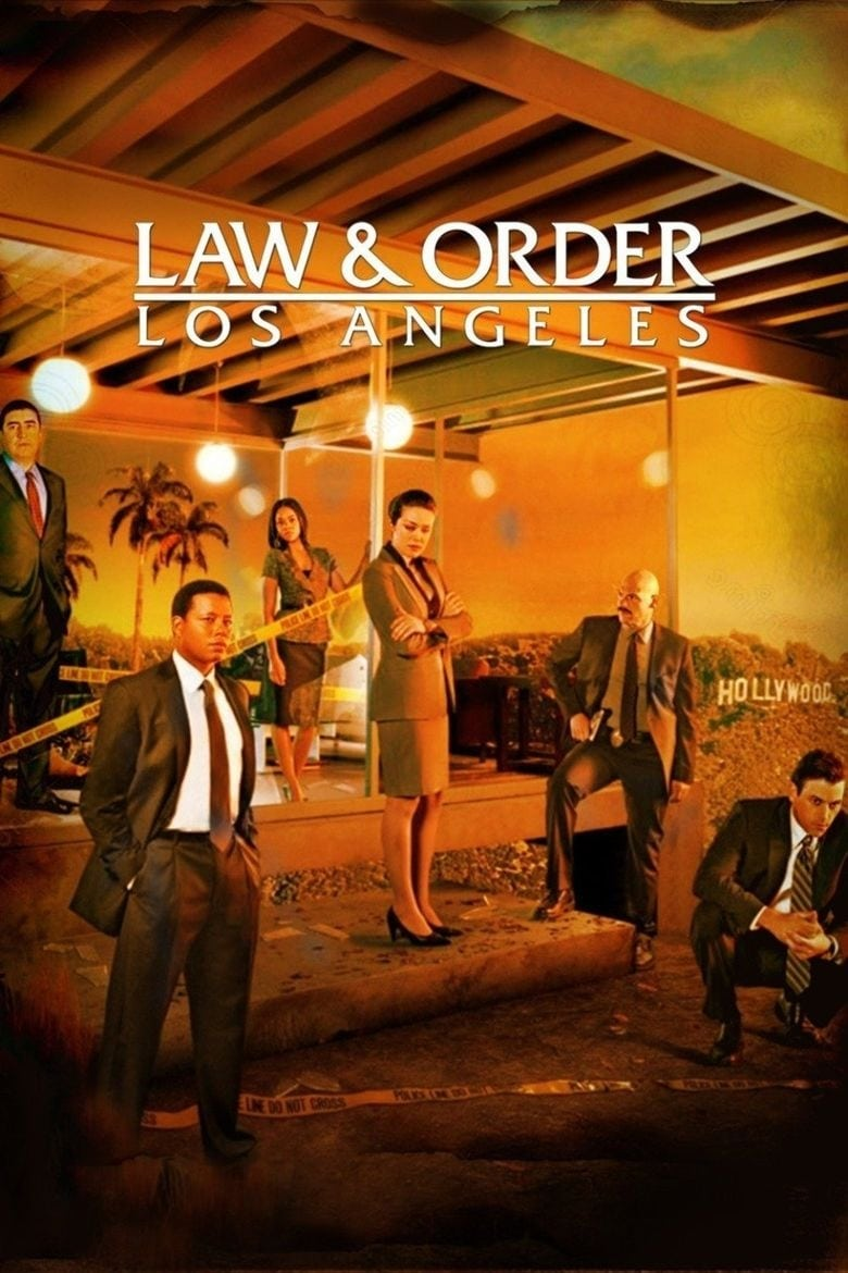 Law & Order  Los Angeles (2010)