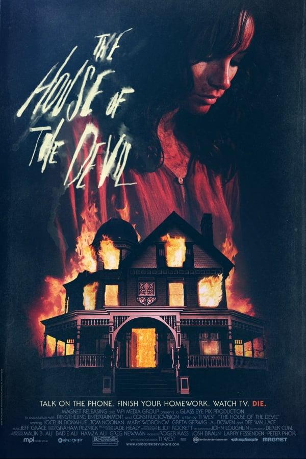 A Casa do Demônio Legendado