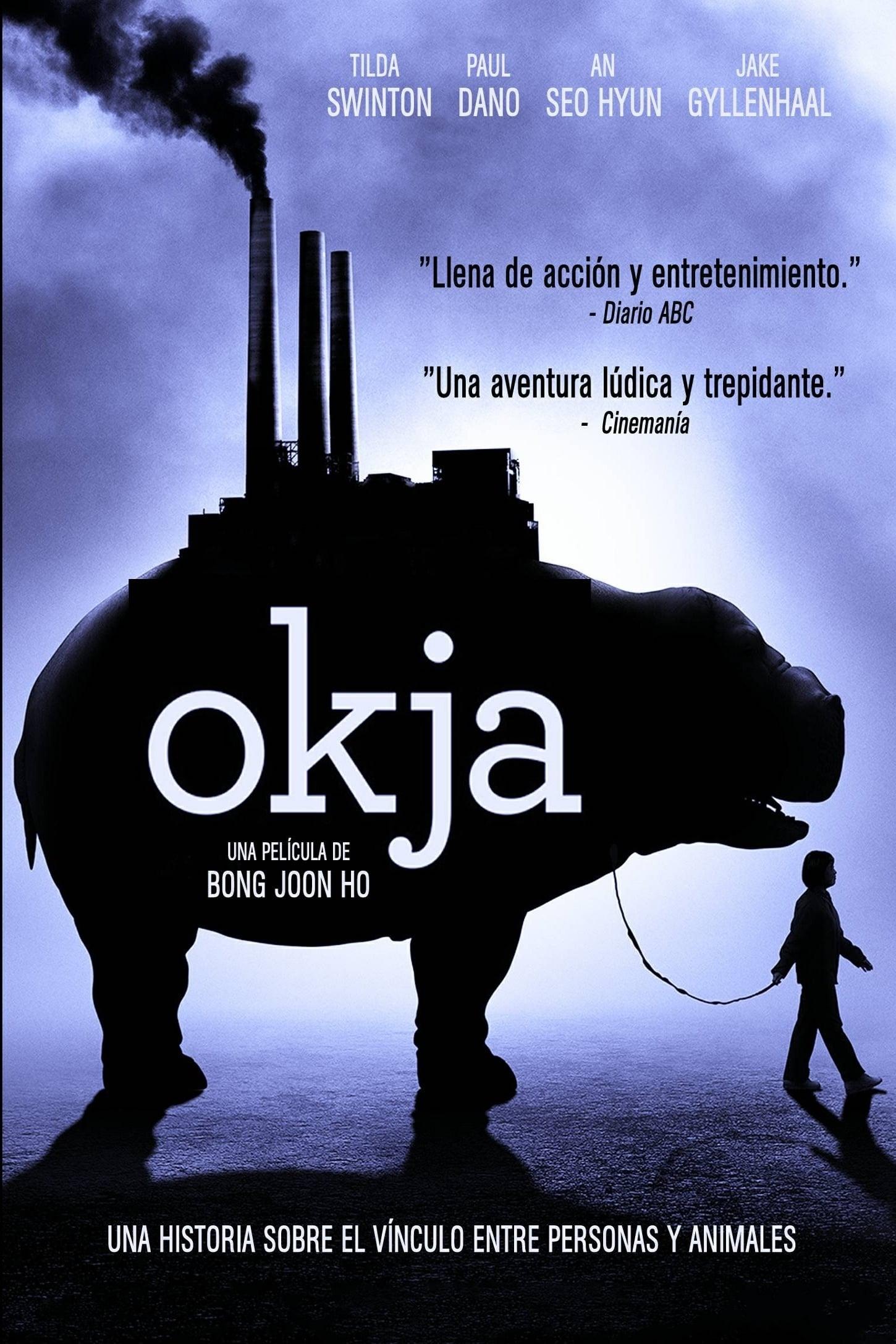 Okja en Megadede