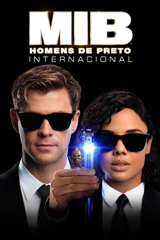 MIB: Homens de Preto – Internacional poster, capa, cartaz
