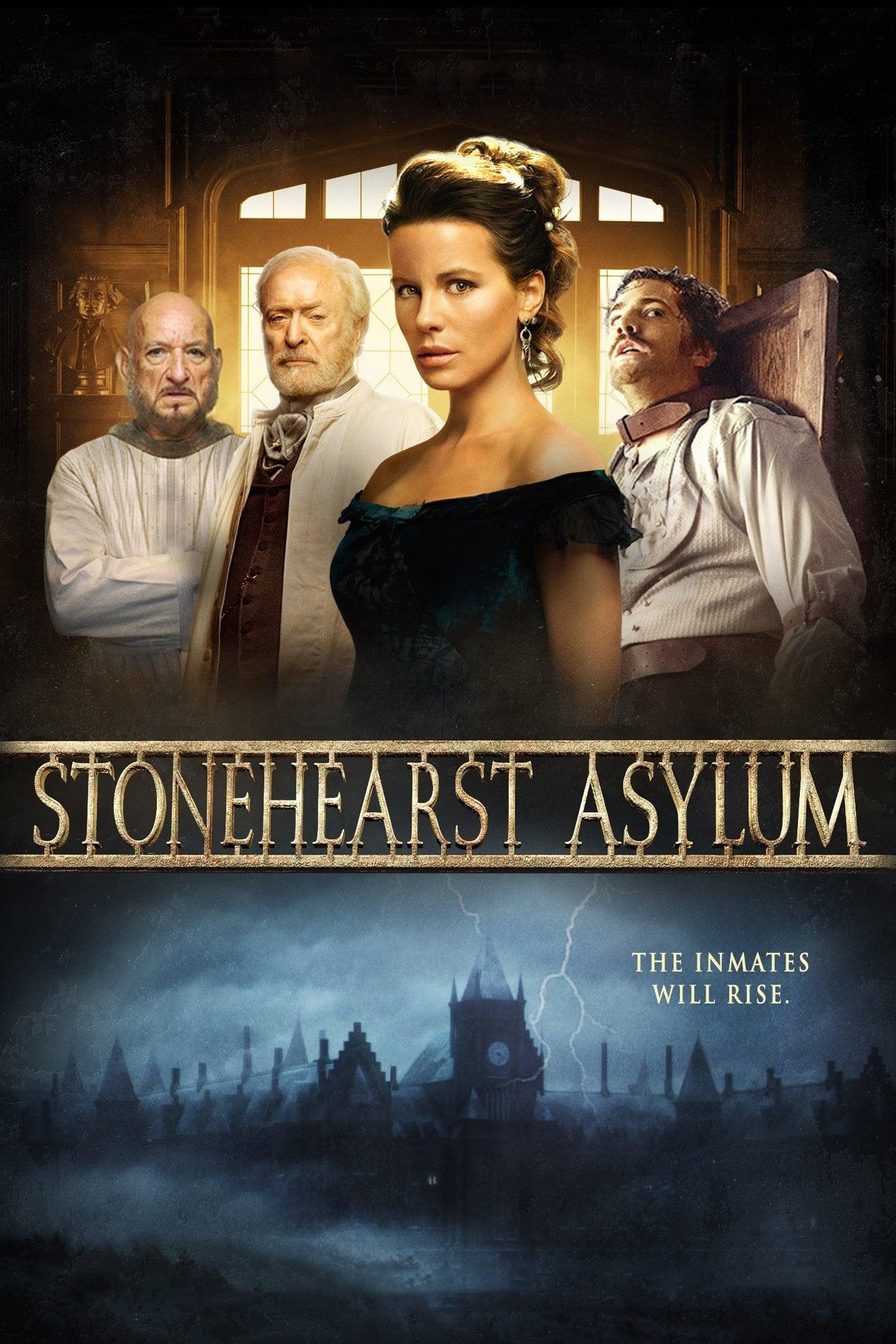 Stonehearst Asylum Netflix